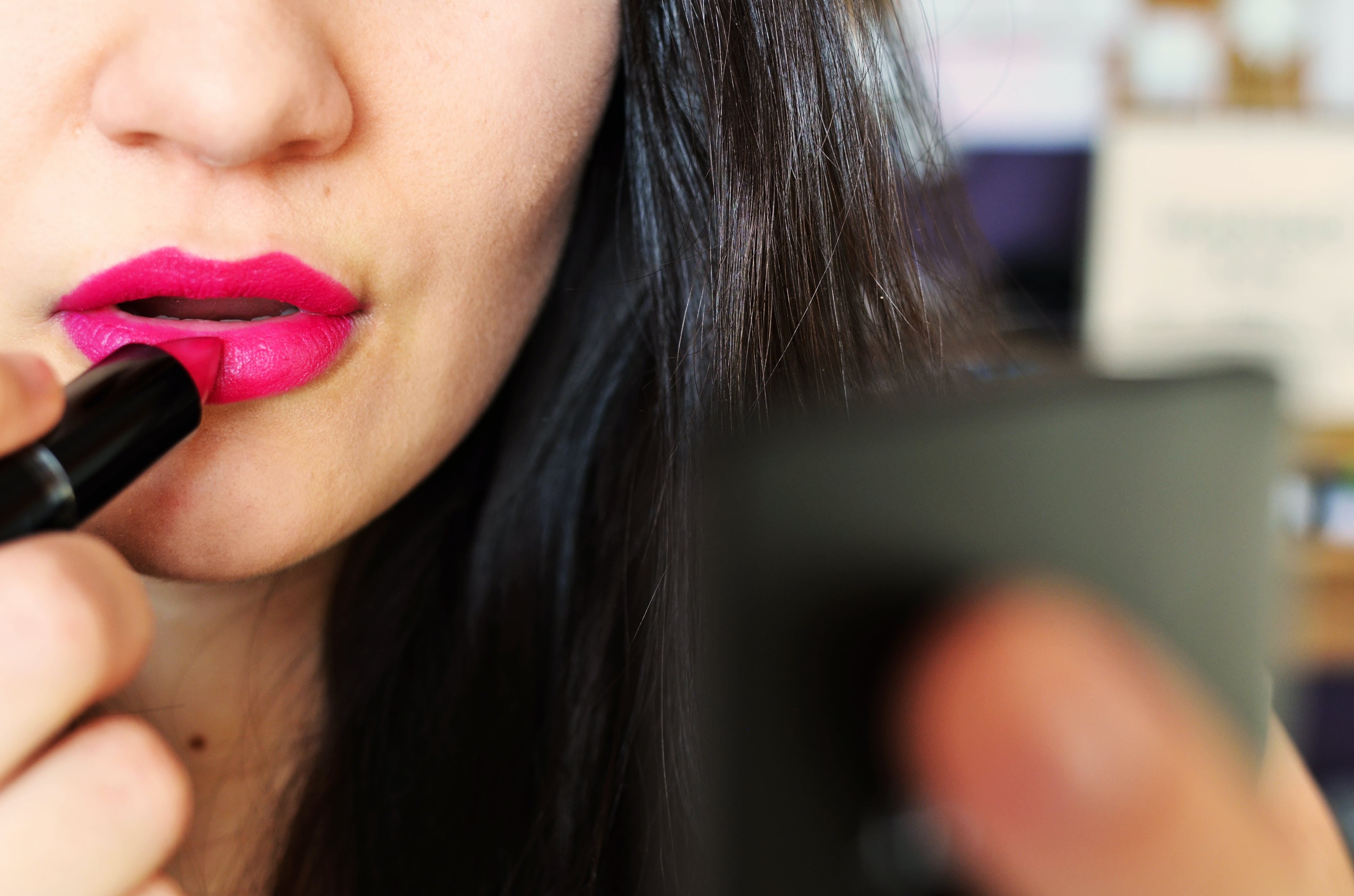 beauty, lipstick, make-up