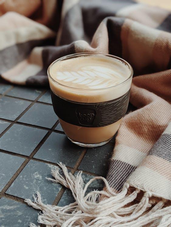 вкусный, кофе, кофеин