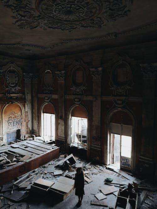 Darmowe zdjęcie z galerii z architektura, budynek, łuki, obraz