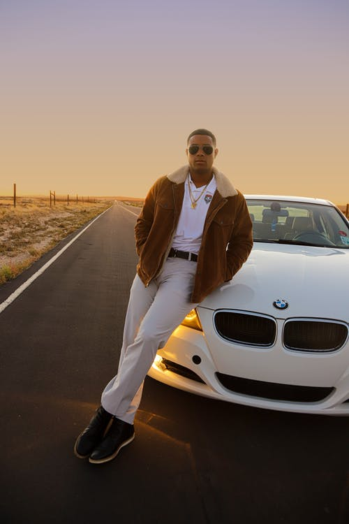 Free stock photo of BMW, cars, coat, model