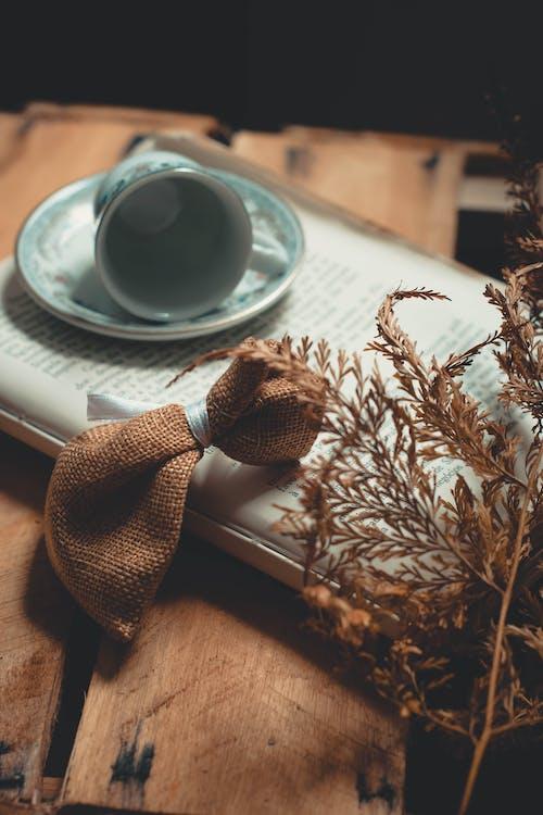 Kostnadsfri bild av bok, bord, brun, design