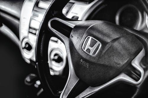 Fotos de stock gratuitas de dirección del coche, elegante, honda, honda japón