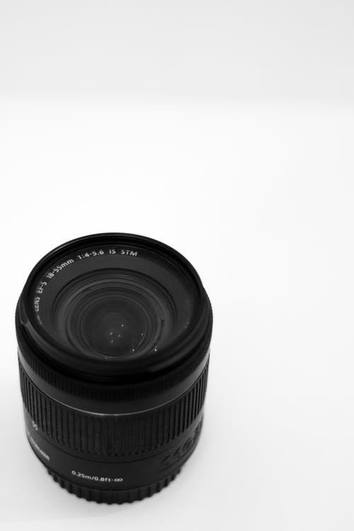 Free stock photo of 18-55mm, black, black and white, black and-white