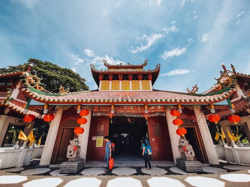 Free stock photo of Chinese temple, Ma-Cho Temple, Taoist Temple