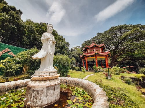 Free stock photo of chinese goddess, Chinese temple, god of mercy