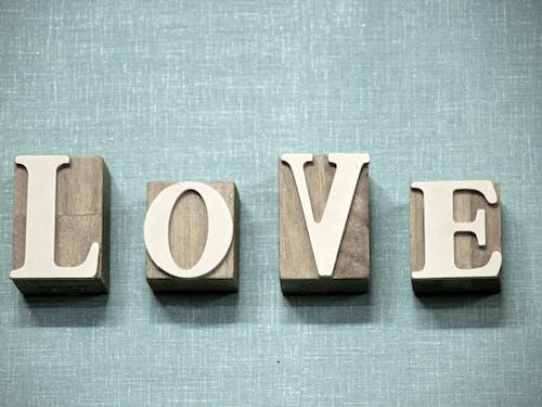 Immagine gratuita di alfabeto, amore, carattere, concettuale