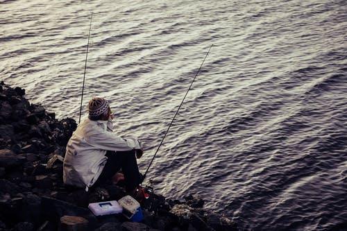 Photo of Person Fishing