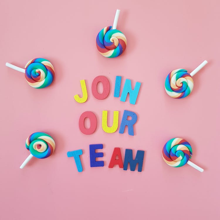 Join Our Team Wall Decor