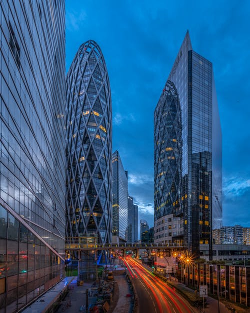 Imagine de stoc gratuită din arhitectură, centrul orașului, clădiri, creștere mare