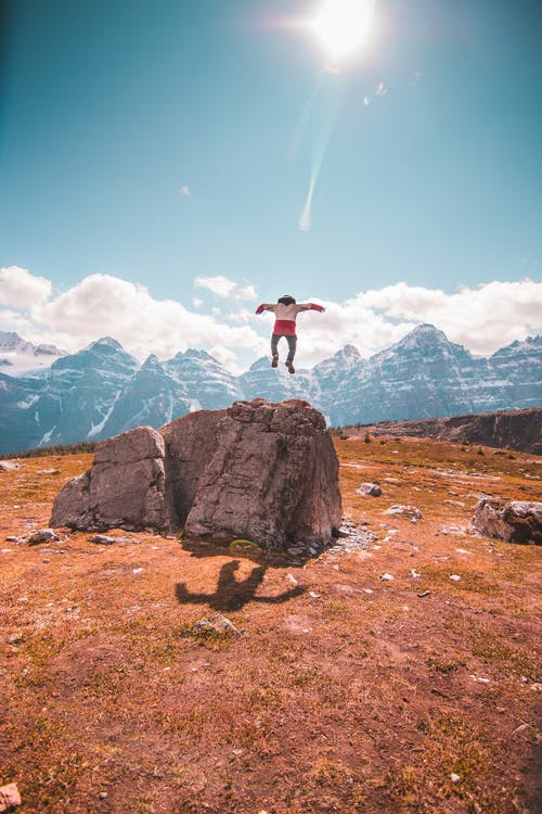 Бесплатное стоковое фото с горы, дневной свет, канада, на открытом воздухе