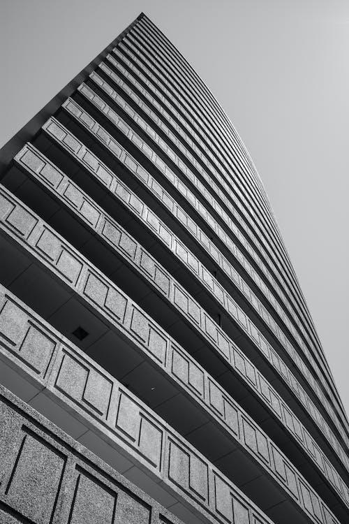 Безкоштовне стокове фото на тему «архітектура, Будівля, жаб'яча перспектива»