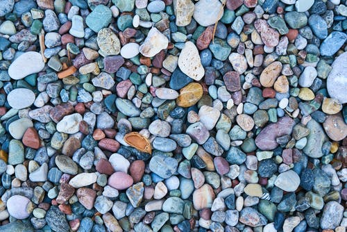 Close-Up Photo Of Assorted Rocks