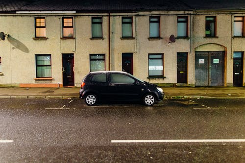 Photo of Car Parked on Street
