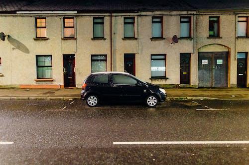 Darmowe zdjęcie z galerii z asfalt, bruk, budynek, droga