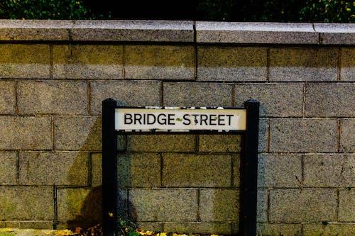 Bridge Street Signage