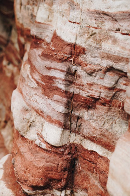 Close-Up Photo Of Rock Formation