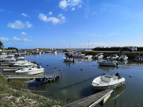 Darmowe zdjęcie z galerii z łódź, normandy, port