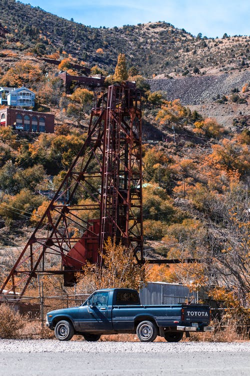 Free stock photo of arizona, country, country roads, ghost town