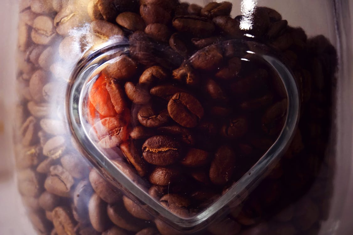 Free stock photo of brown, coffee, coffee beans