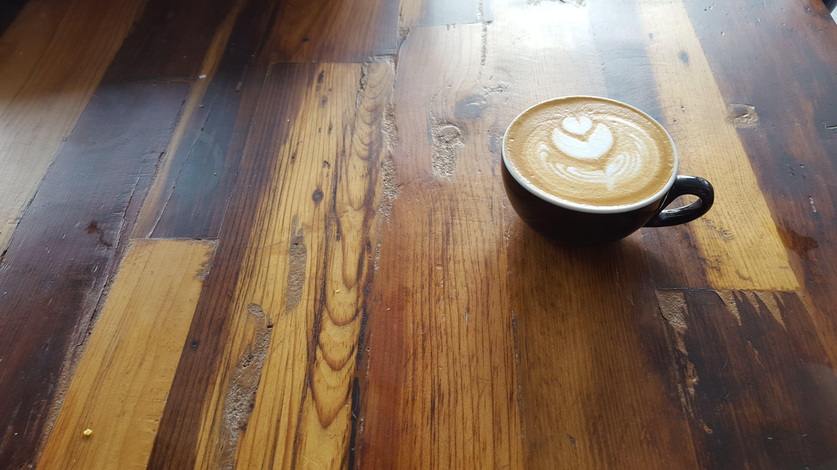 Free stock photo of black coffee, cappuccino, coffee, flatwhite