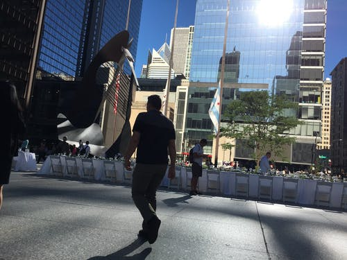 Free stock photo of banquet, chicago, Daley Center, downtown chicago