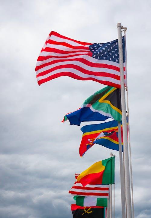 Photos gratuites de drapeaux