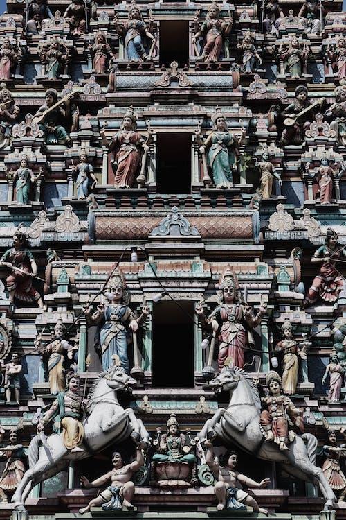 古老的, 吉隆坡, 外觀, 宗教 的 免费素材照片