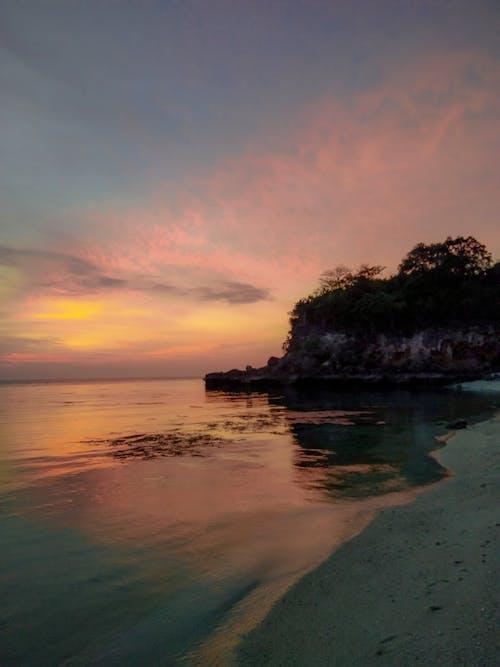 Free stock photo of abendrot, asia, beach
