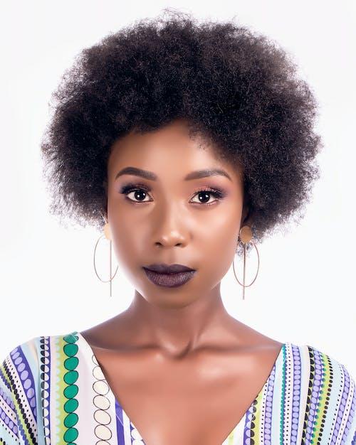 Fotos de stock gratuitas de afro, atractivo, belleza, bonita