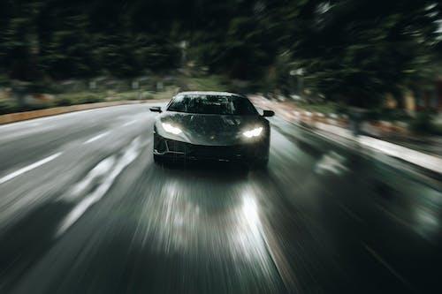 Δωρεάν στοκ φωτογραφιών με Lamborghini, lamborghini huracan, supercar, time lapse