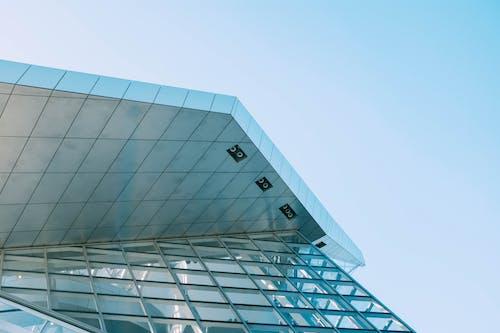 Foto d'estoc gratuïta de acer, arquitectura, ciutat, contemporani