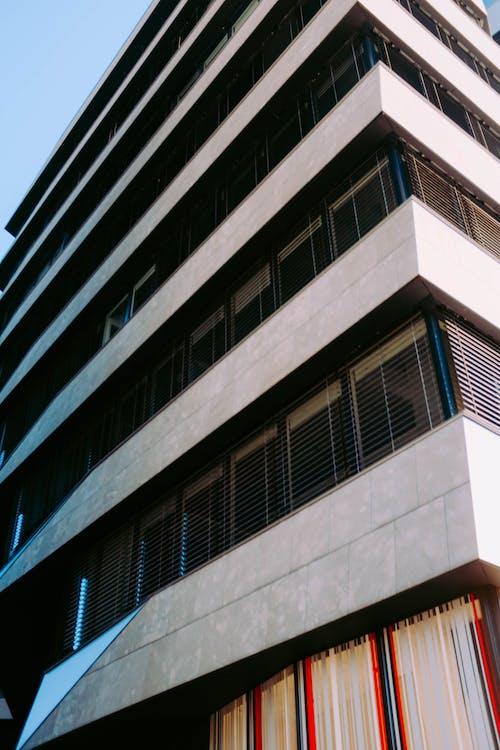 Close-up Photo of Concrete Building