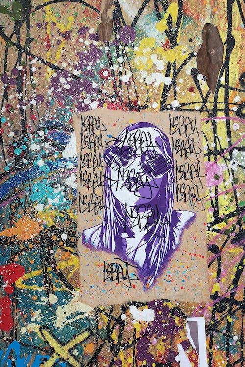 Fotos de stock gratuitas de arte callejero, bruselas, puerta