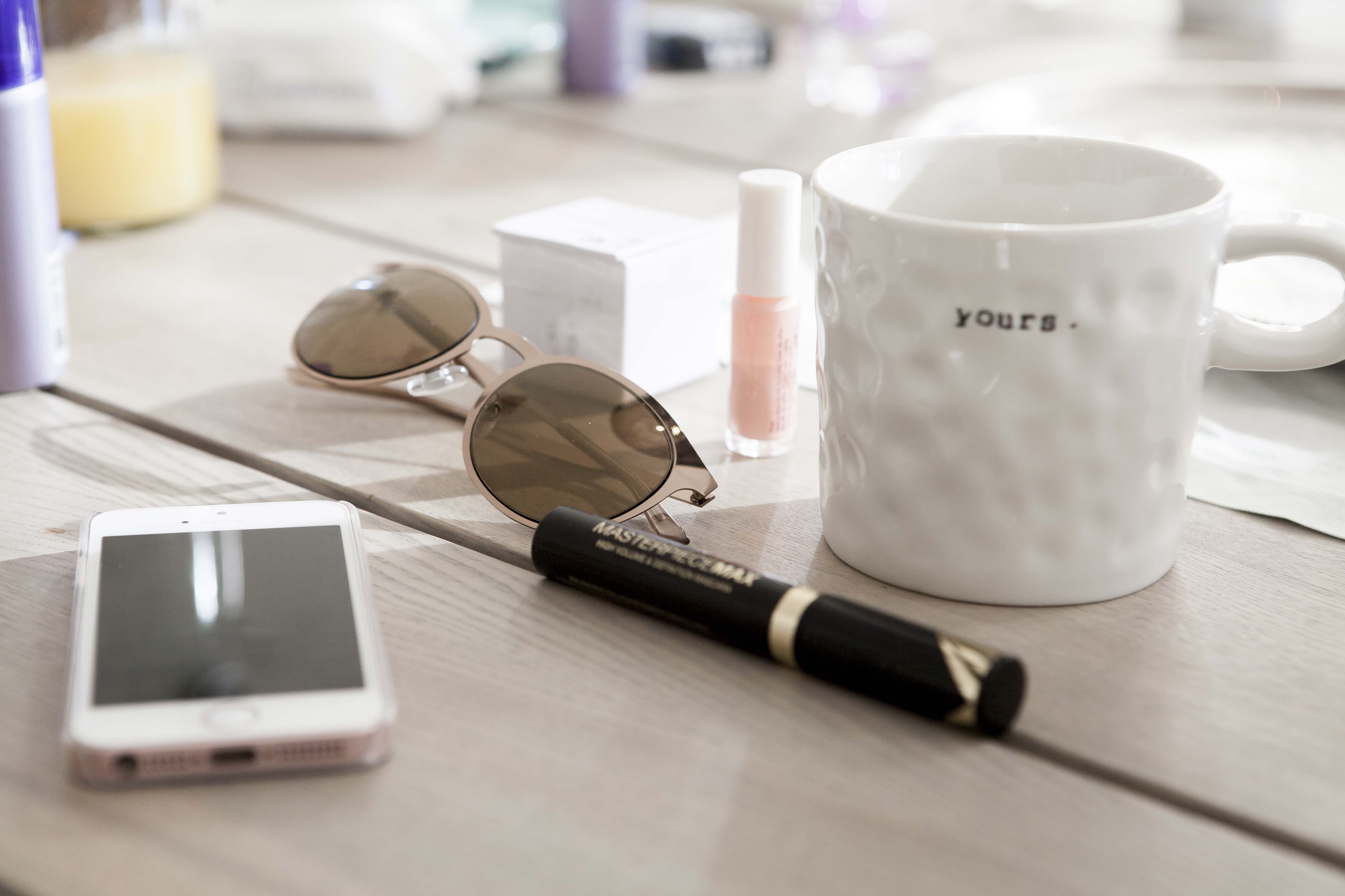 Flatlay Photography of Woman's Things · Free Stock Photo