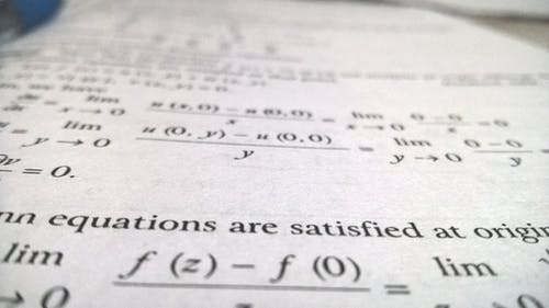 Free stock photo of book pages, books, life, mathematics