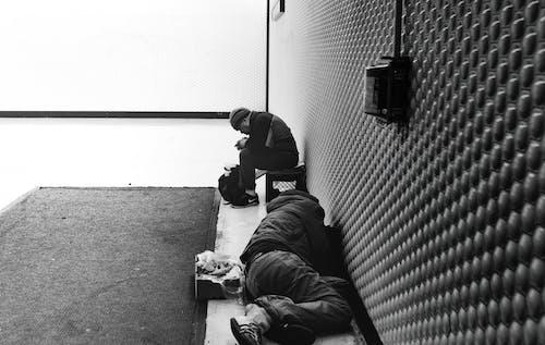 Fotobanka sbezplatnými fotkami na tému Amerika, bez domova, bezdomovstvo, chudobný