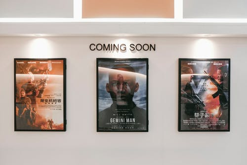 Immagine gratuita di cinema, coming soon, cornice, cornici