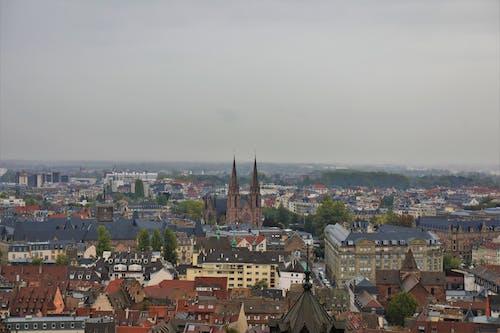 Foto profissional grátis de estrasburgo