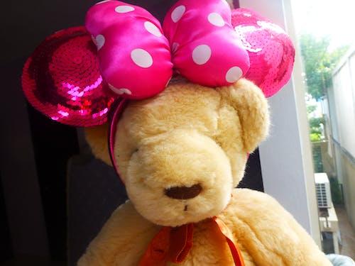 Gratis lagerfoto af bamse, bue, disney, Mickey mouse