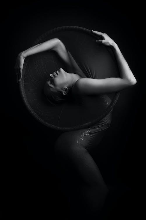 圆, 女人, 好色之徒, 性感的 的 免费素材照片