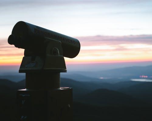 Δωρεάν στοκ φωτογραφιών με Δούναβης, δύση του ηλίου, κιάλια, λόφοι
