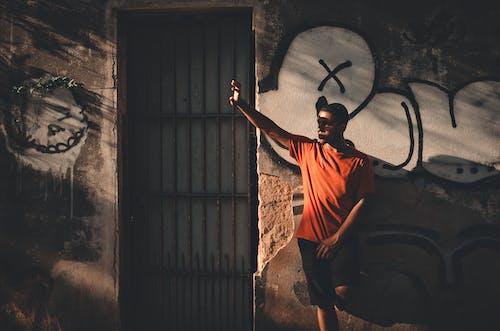 Δωρεάν στοκ φωτογραφιών με άνδρας, αρσενικός, βανδαλισμός, γκράφιτι