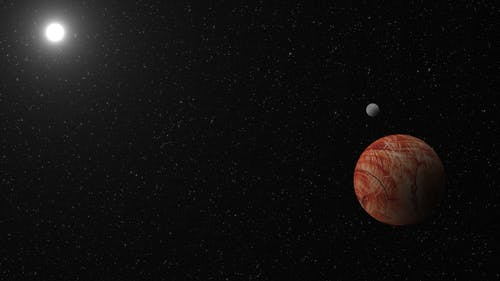 Free stock photo of MadebyGIMP, planets, space, supernova
