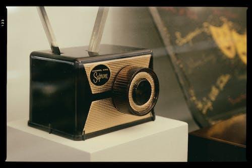 골동품, 구식, 라디오, 레트로의 무료 스톡 사진