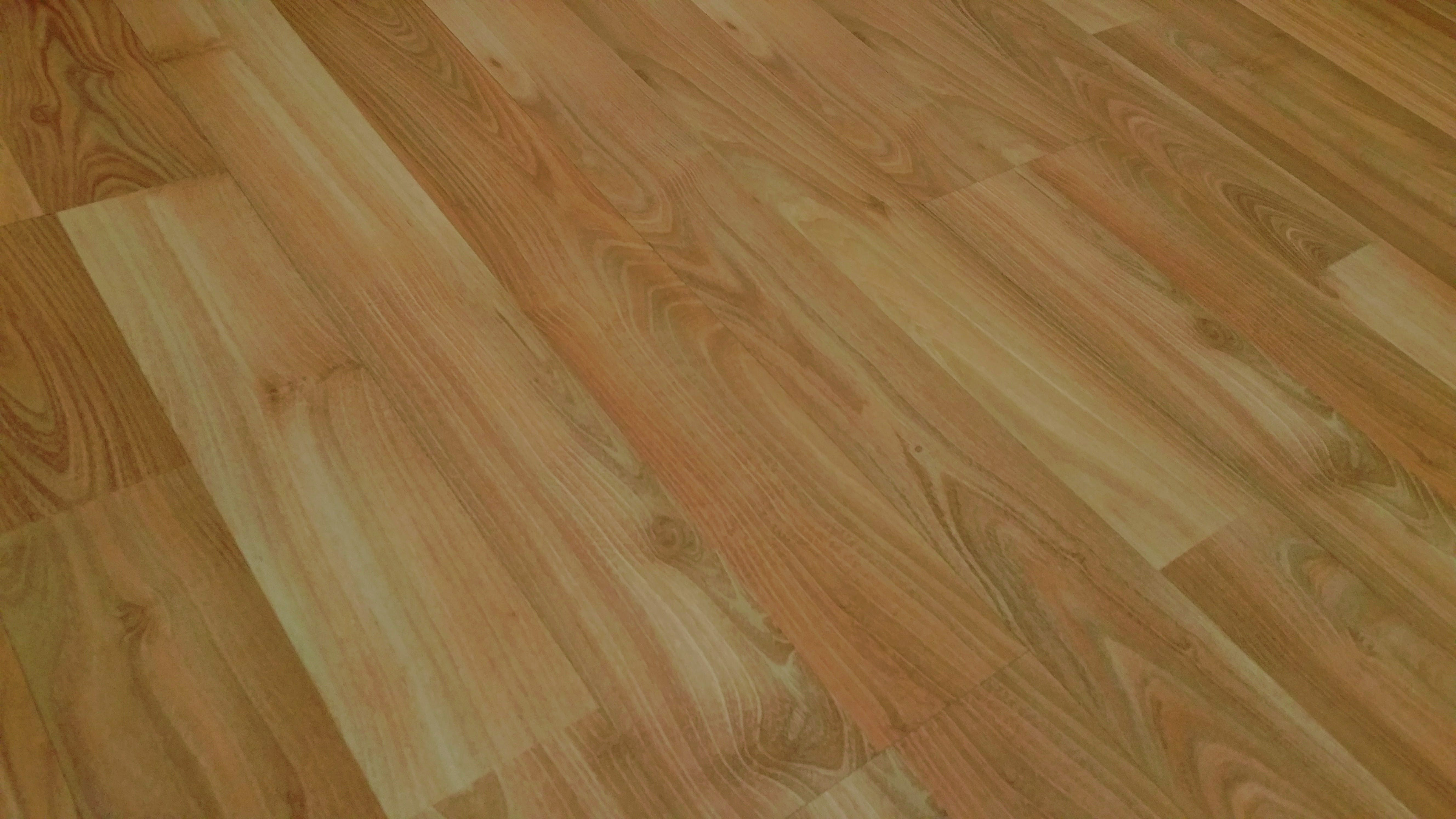 Brown Wooden Parquet Flooring