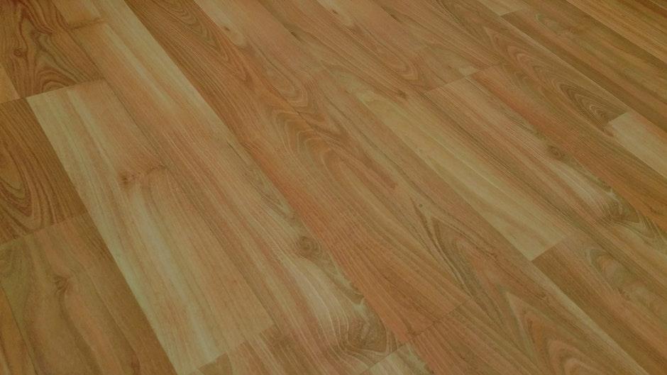 brown, floor, hardwood