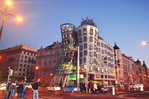 Gratis lagerfoto af bulding, europa, gade, Prag