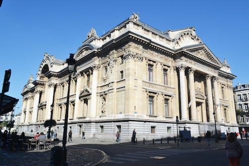 Gratis lagerfoto af aktie, Belgien, bruxelles, bygning