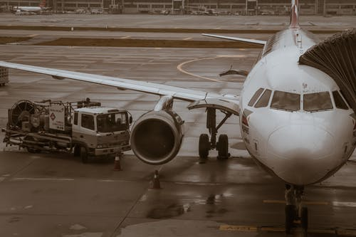 คลังภาพถ่ายฟรี ของ เครื่องบิน