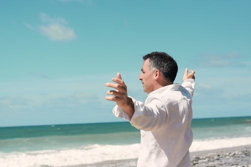 Free stock photo of adult, affectionate, alcohol, beach